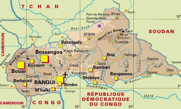 Rca Carte Géographique | tonaartsenfotografie